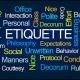 Student-etiquette